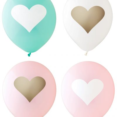Big Heart Balloons!
