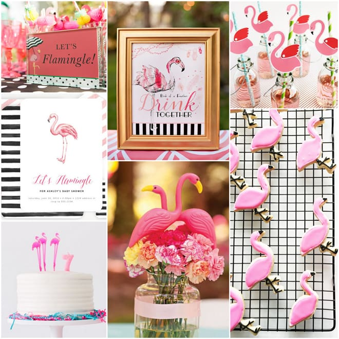 Lets Flamingle Yall Pink Flamingo Party Ideas Pizzazzerie