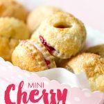 Mini Cherry Turnover Recipe! Easy and delish!