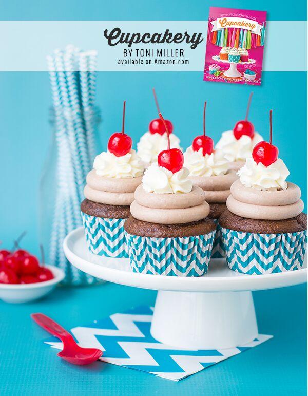 cute summer cupcakes