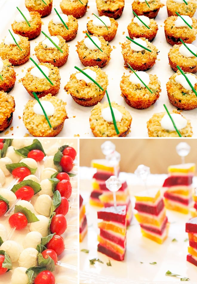 Mini Party Foods!