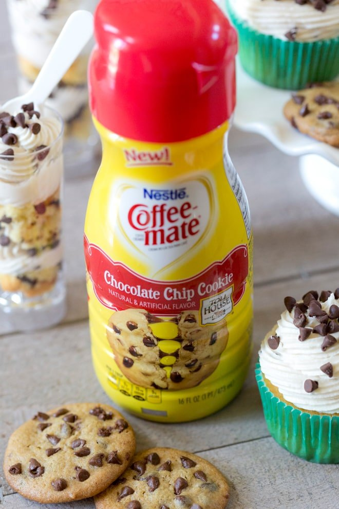 Chocolate Chip Cookie Creamer