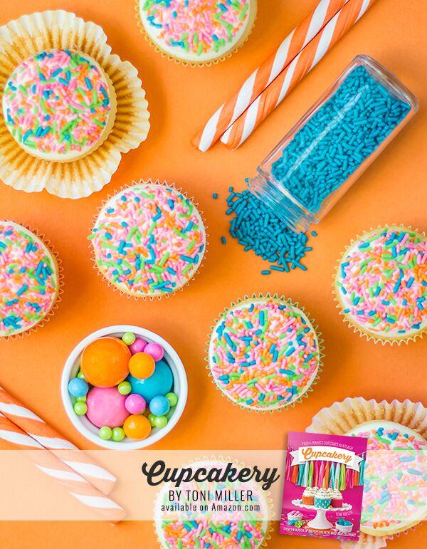 Cupcakery Book