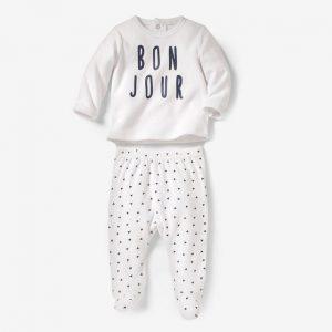 Bonjour French Pajamas