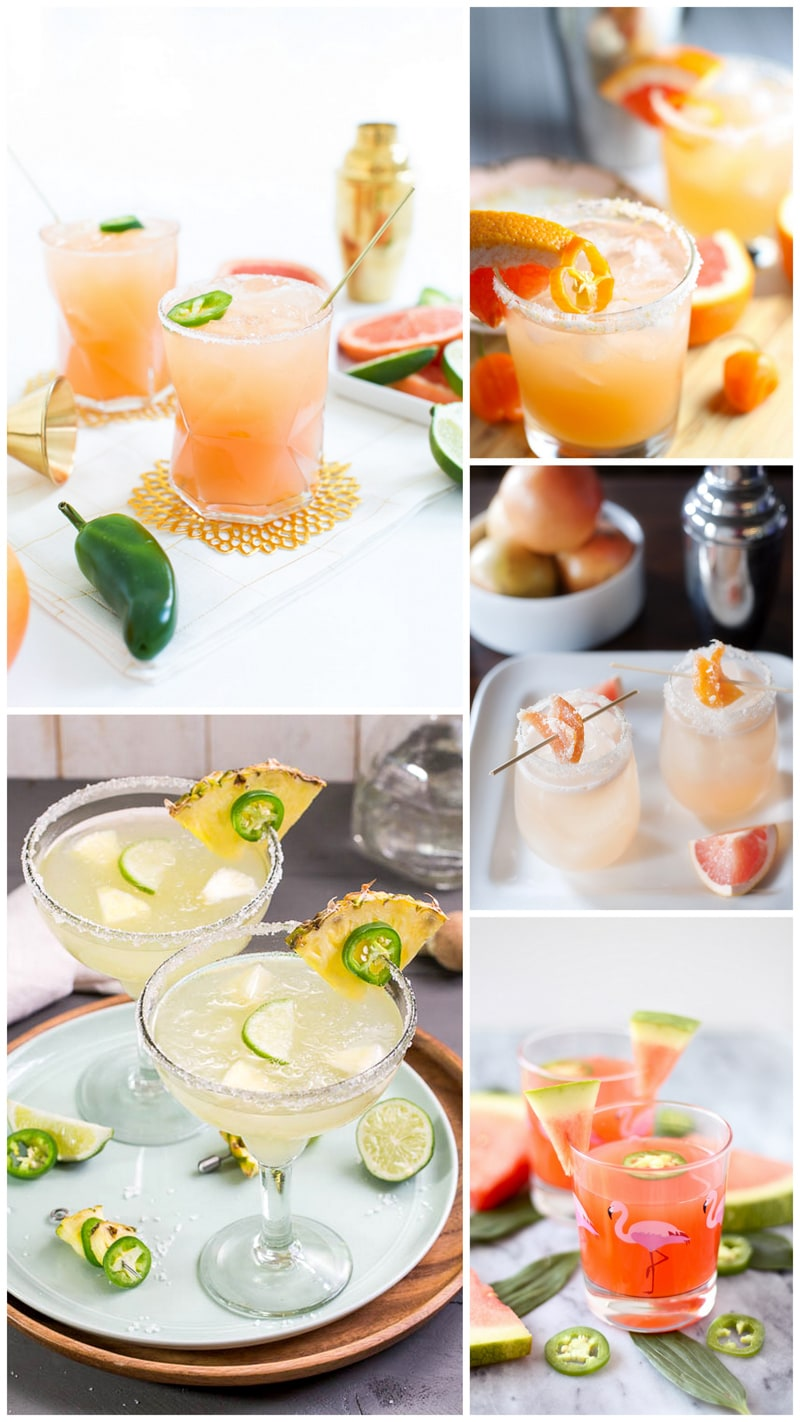 5 Summer Sips for the Spicy Lover   Pizzazzerie.com