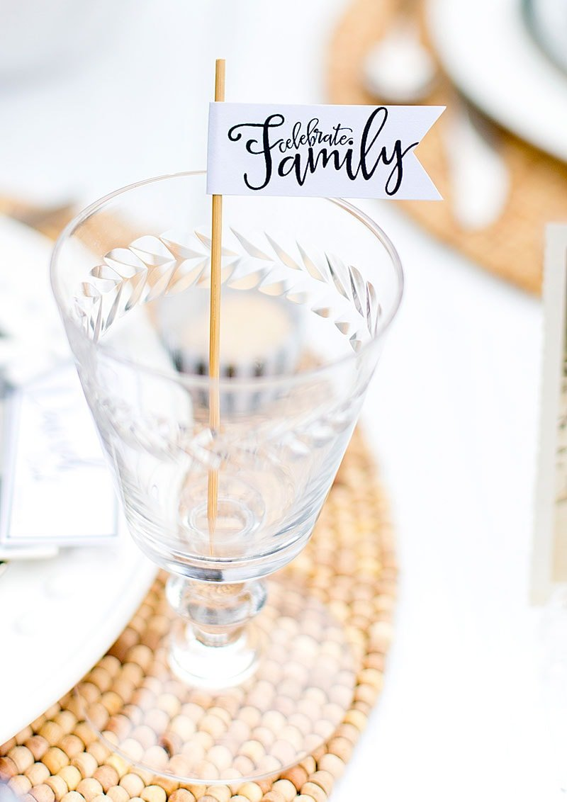 Celebrate Family Free Printables, Perfect for Family Reunions!