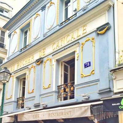 Gorgeous architecture in Paris, France