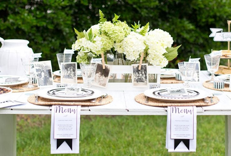 {Celebrate} Host a Family Reunion + Free Printables