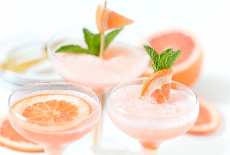 9 Cocktails To Make With That Bottle Of Rosé