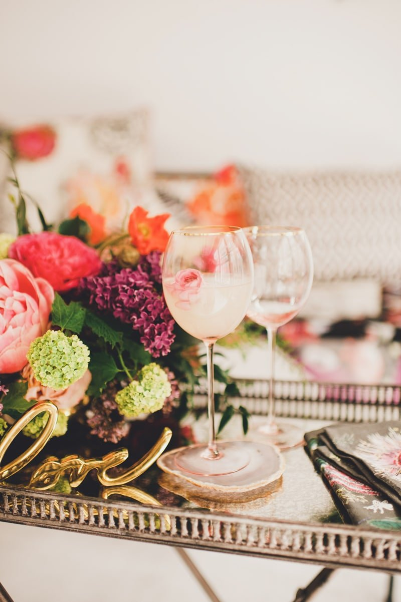 A Blooming Summer Bridal Shower