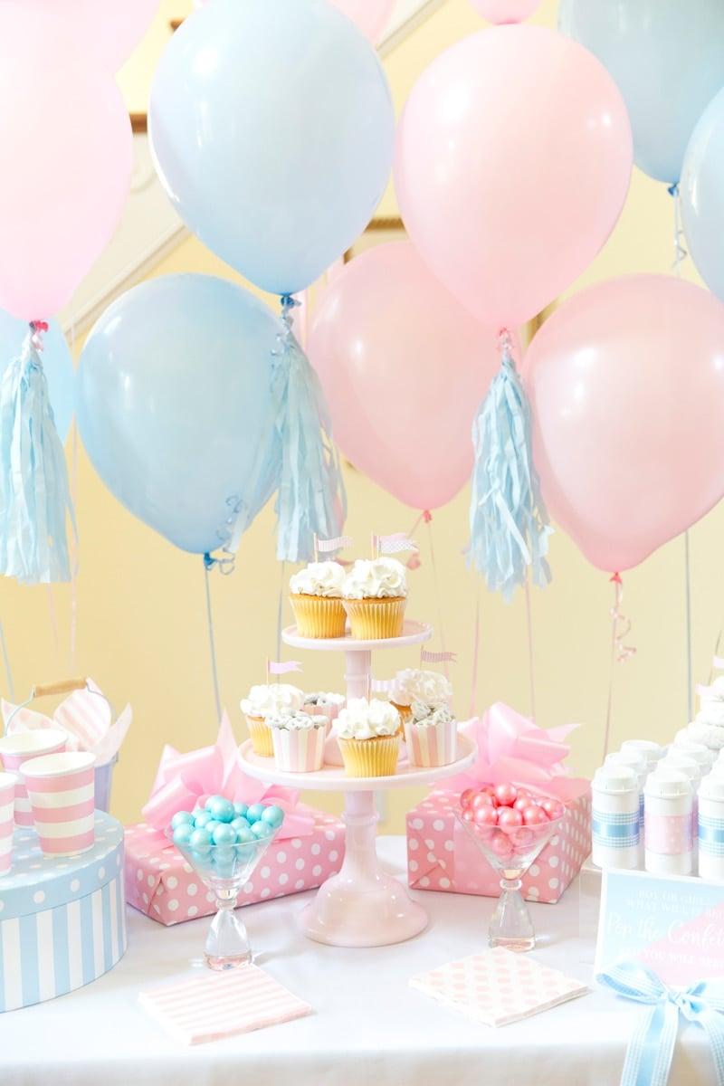 baby shower appetizer ideas girl