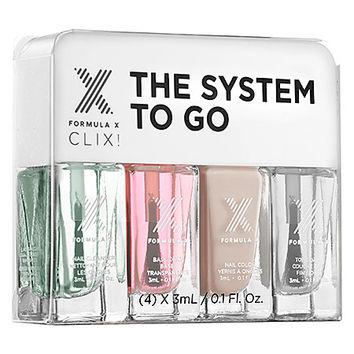 Formula X The System