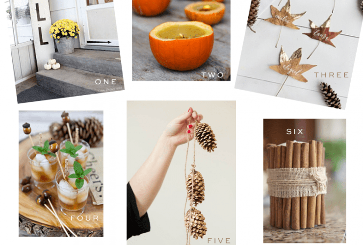 Host a Pinterest-Worthy Fall Craft Party