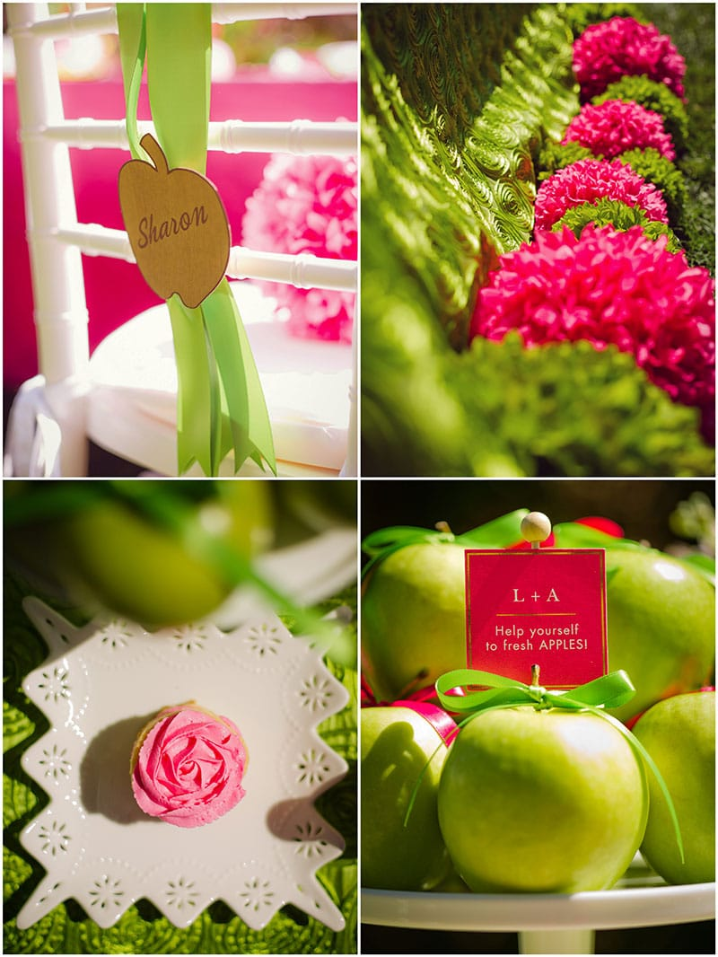 You're The Apple Of My Eye Bridal Shower!