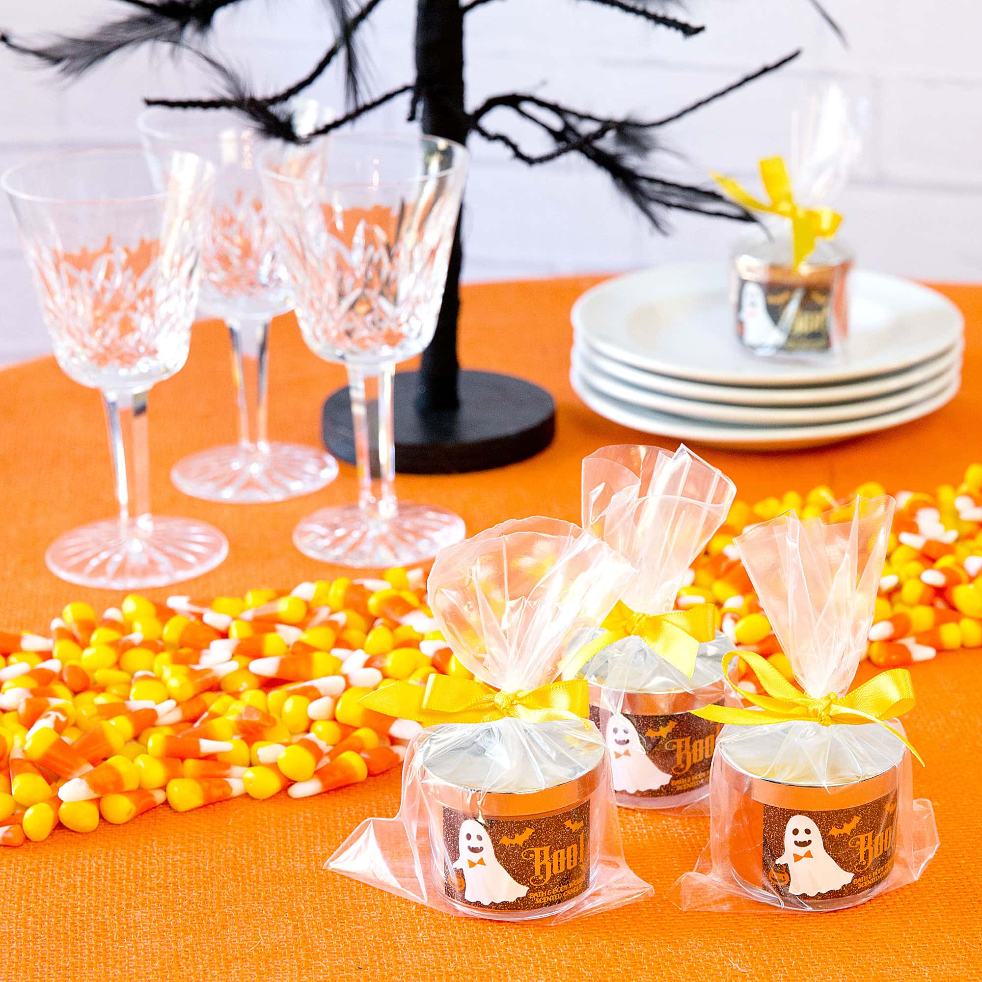Candy Corn Party Runner