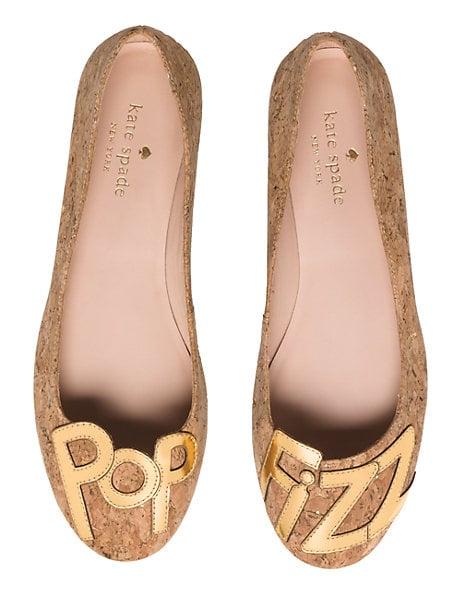 POP FIZZ Kate Spade Flats!