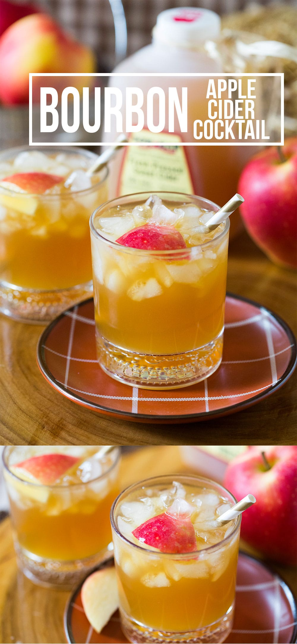 cider vinaigrette bourbon cocktail hot apple cider hot apple cider ...