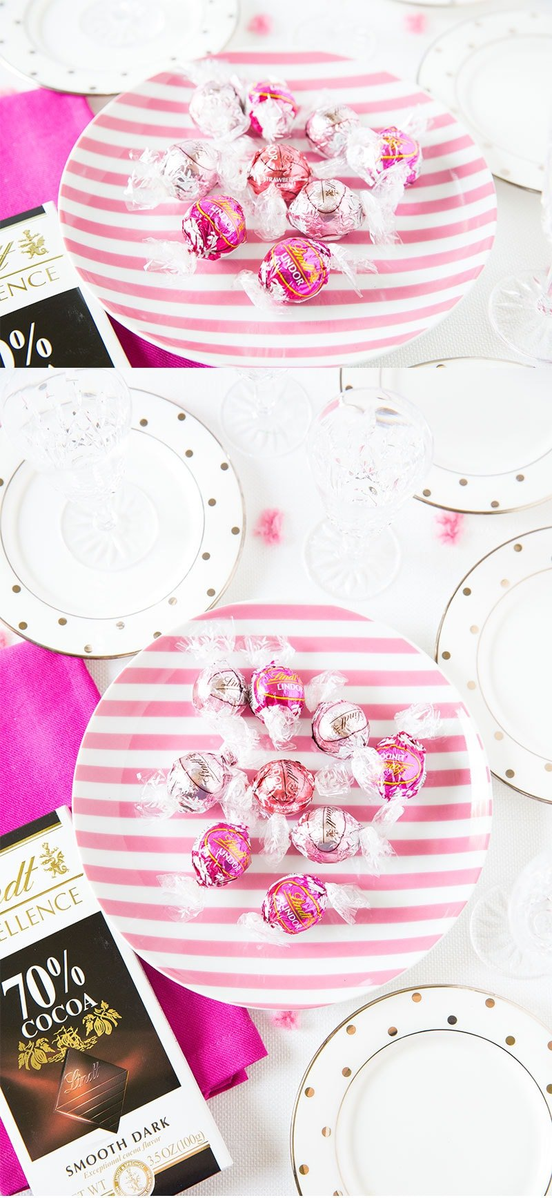 Throw a Pink Chocolate Party