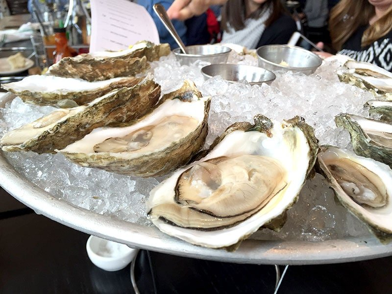 Oysters Portsmouth Row 34