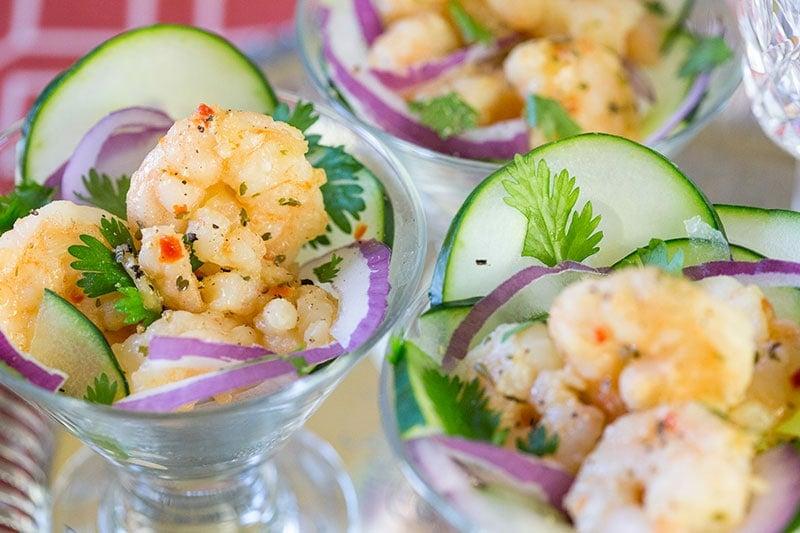 Shrimp scampi appetizers recipes easy