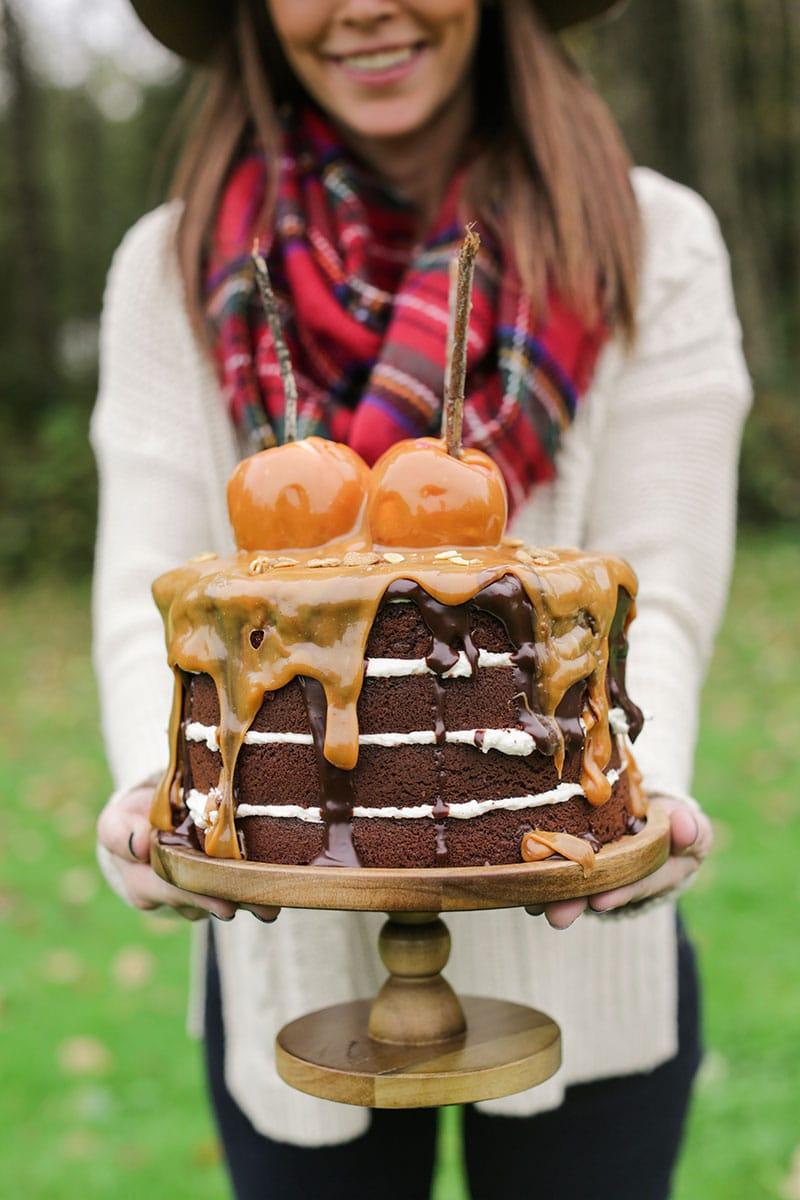 Beautiful Full Cake!