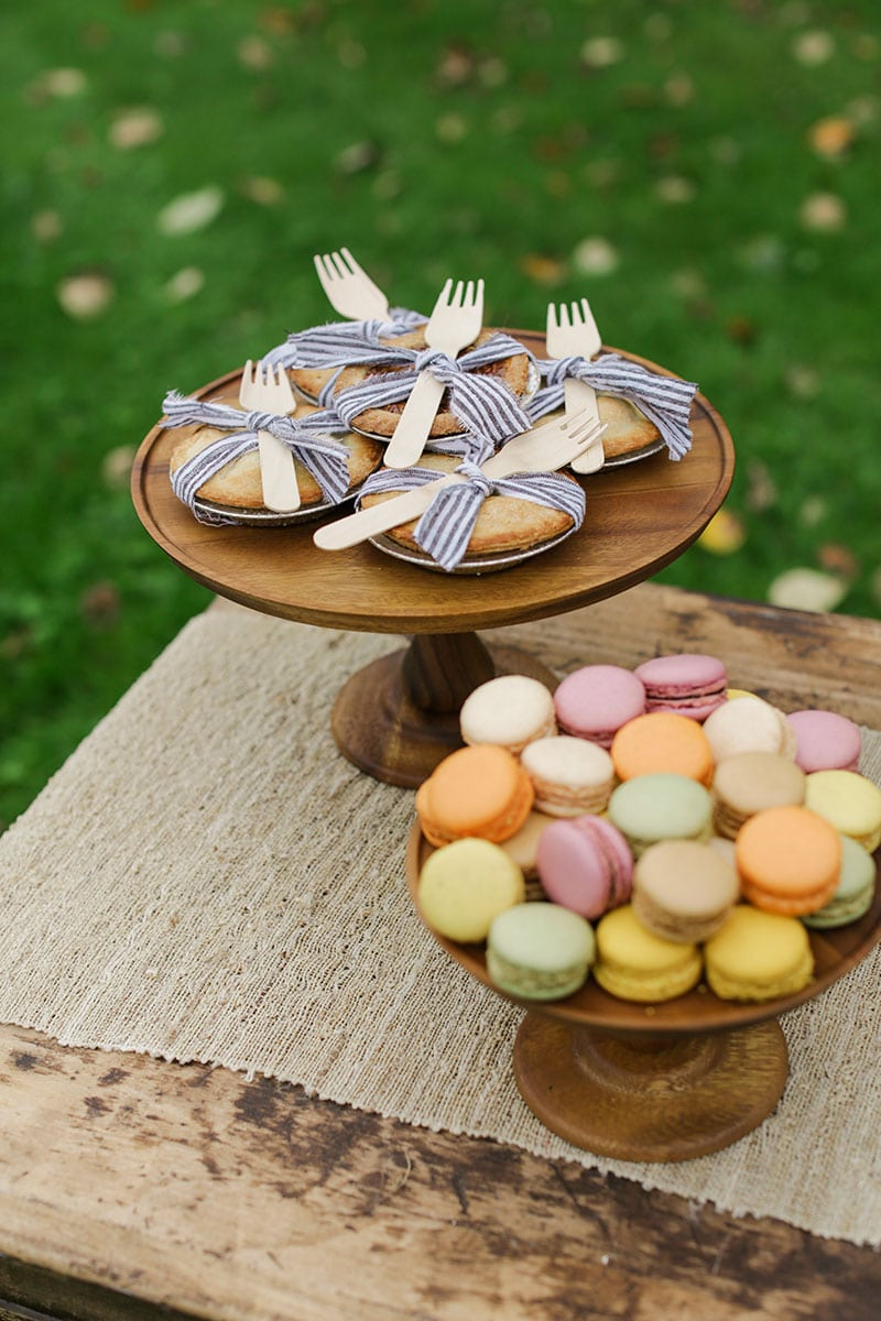 Cute Mini Desserts for Fall Party