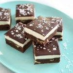 Double Chocolate Cream Cheese Brownies