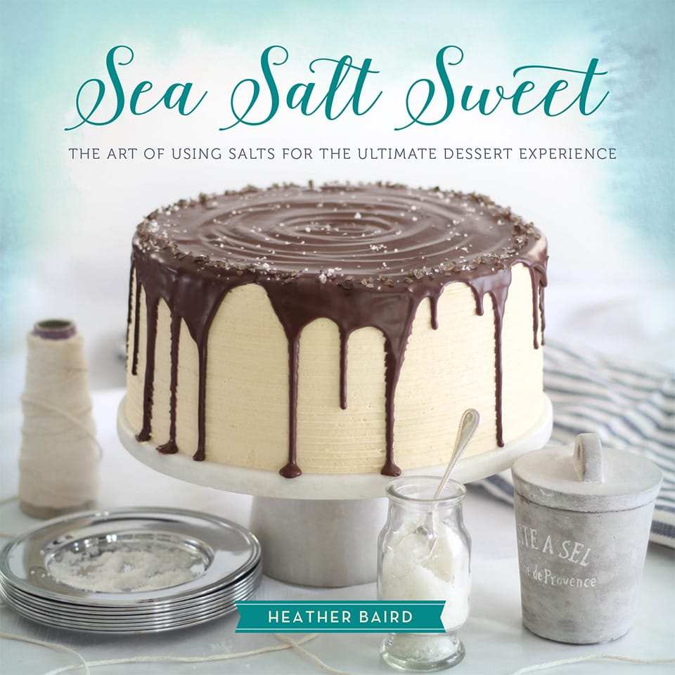 Ultimate Baking Book: Sea Salt Sweet