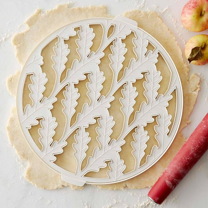 Easiest way to make a gorgeous Thanksgiving pie!