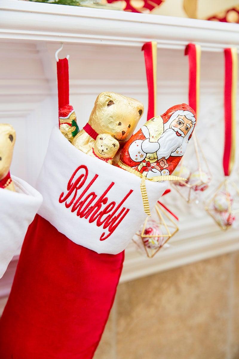 Cute Christmas Stocking!