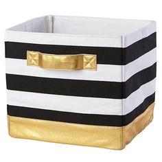 Modern Storage Box, Organizing Craft Supplies
