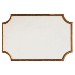 Gold Rimmed Pinboard, SO CUTE!