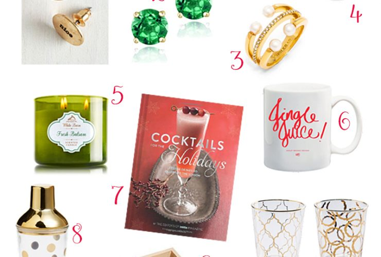 Pizzazzerie Holiday Gift Guide For Her