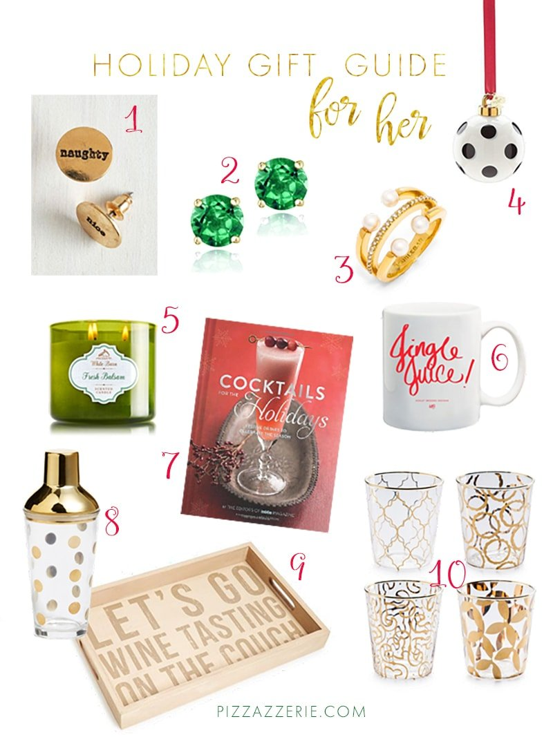 Pizzazzerie Blog Holiday Gift Guide For Her