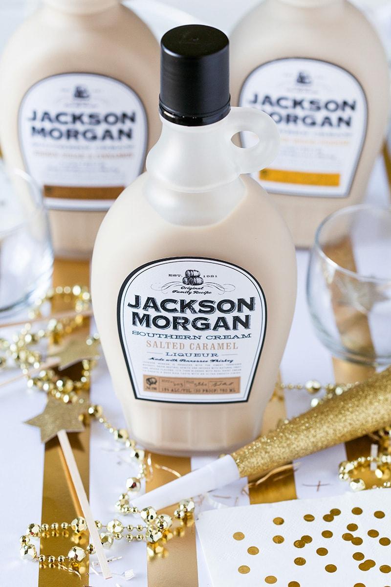 Jackson Morgan Salted Caramel Whiskey Cream