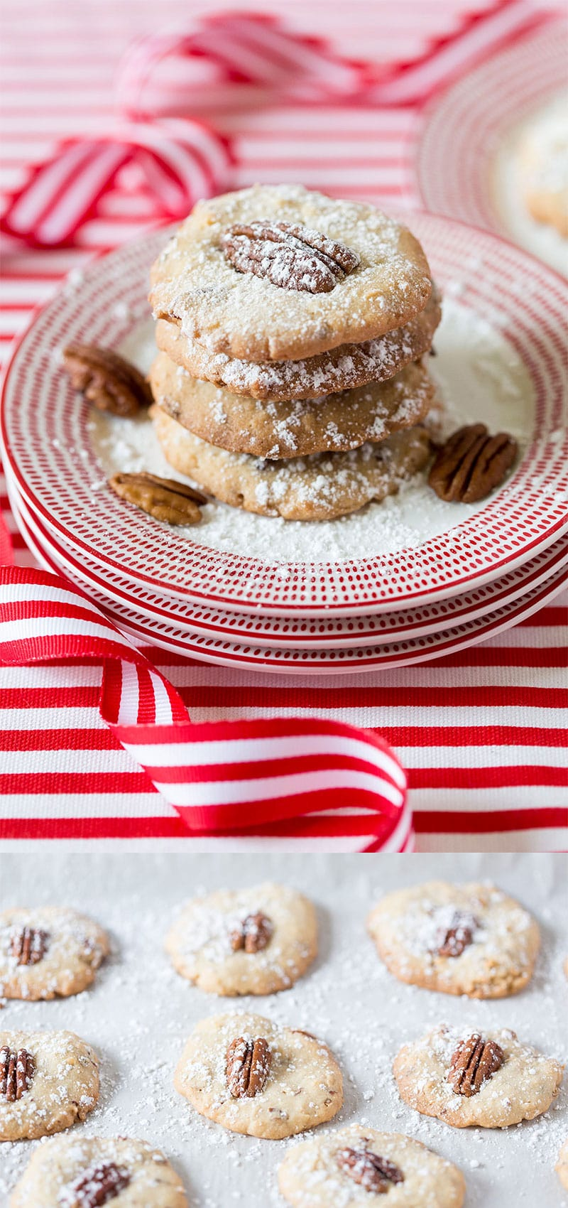 Coconut Pecan Cookies - Easy Recipe!