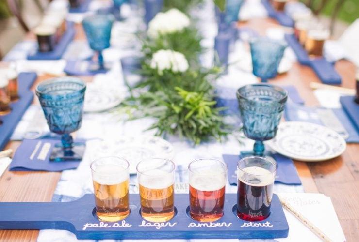 Beer Tasting Housewarming Party