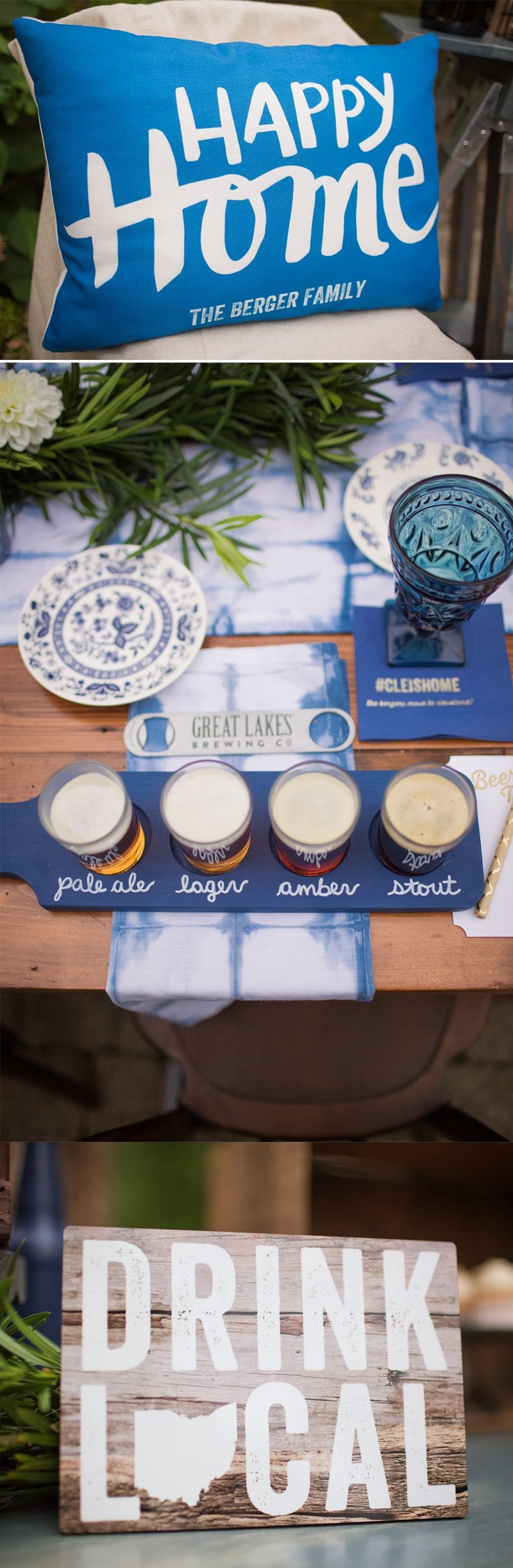 Beer Tasting Housewarming Party