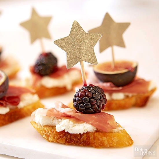 10 Bite Sized Treats for Your Award Show Viewing Party!