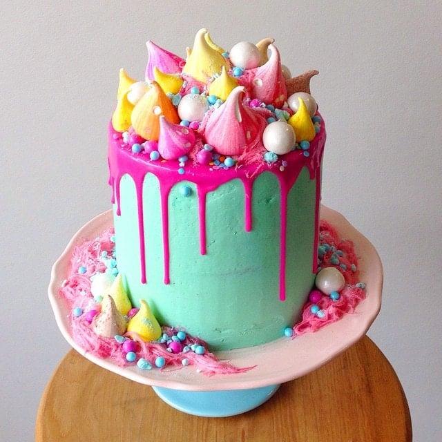 Crazy gorgeous cake by Katherine Sabbath
