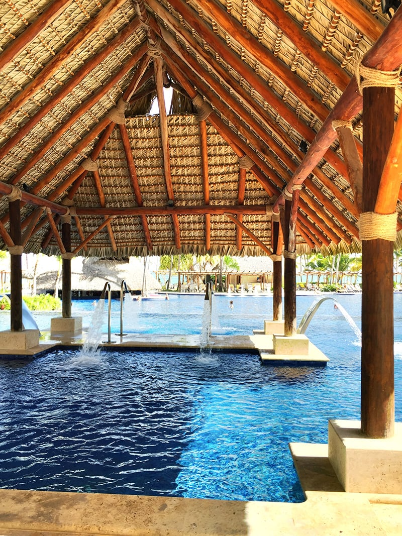 Punta Cana Spa Pool