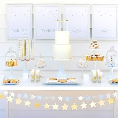 Twinkle Twinkle Baby Shower Inspiration