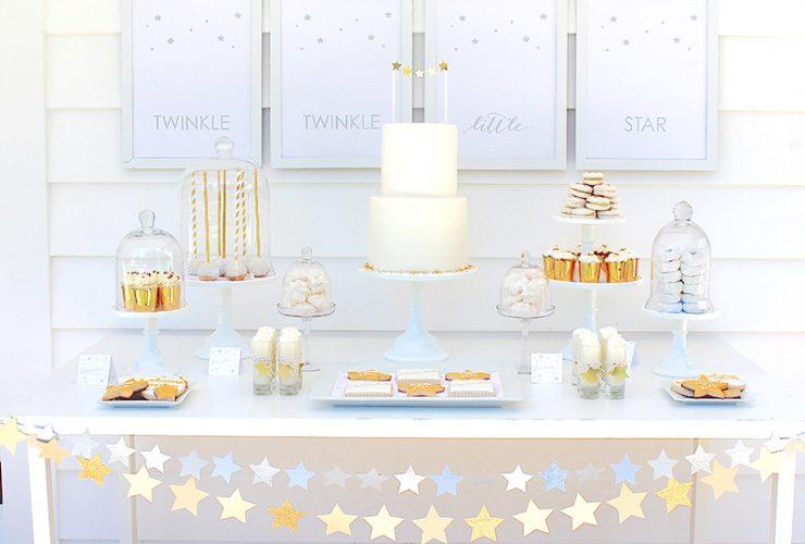 Twinkle Twinkle Baby Shower/Sprinkle