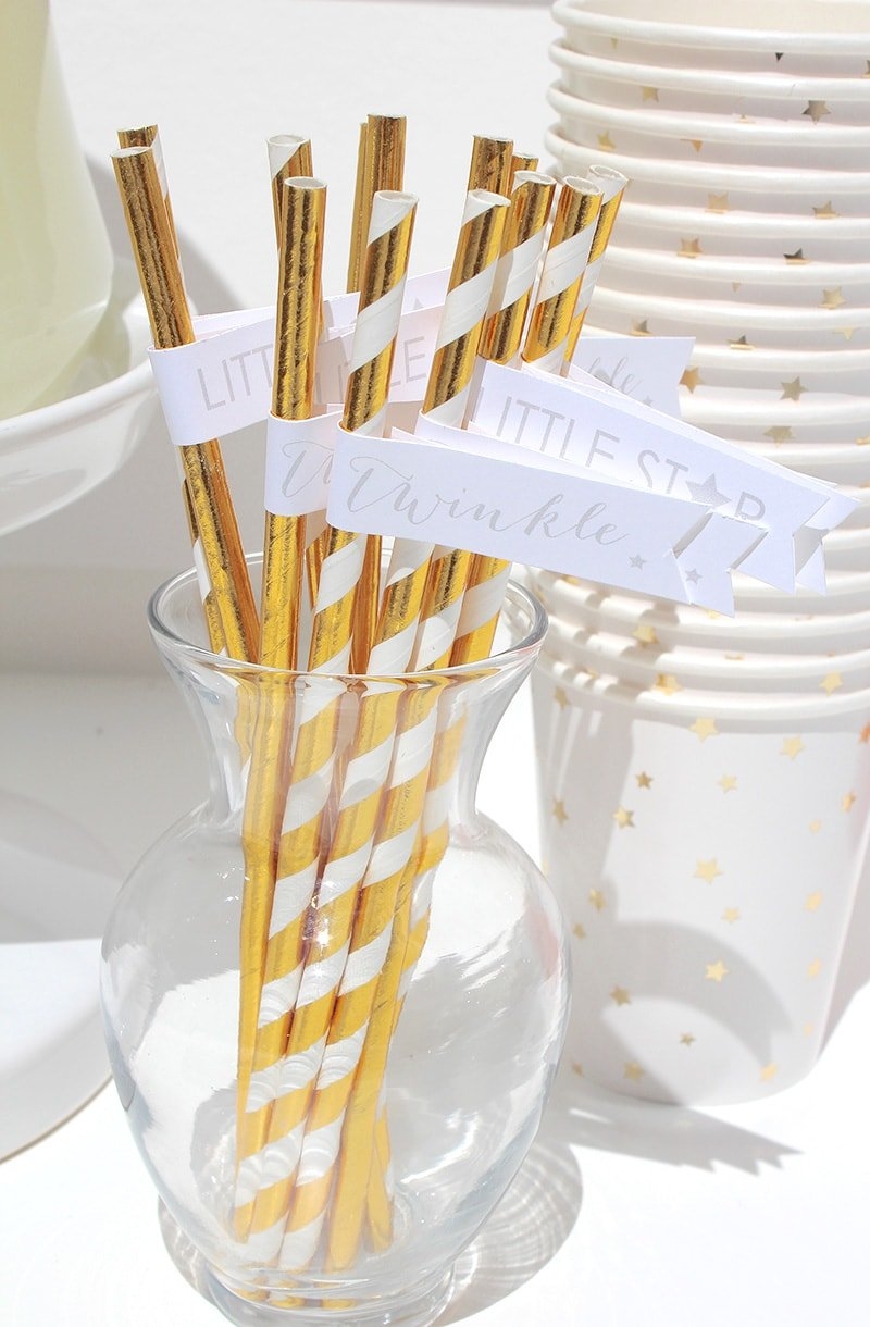 Twinkle Twinkle Baby Shower Decorations