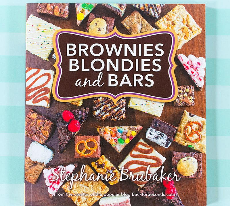 Brownies Blondies & Bars by Stephanie Brubaker on Pizzazzerie.com