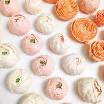 Gorgeous Buttercream Flowers