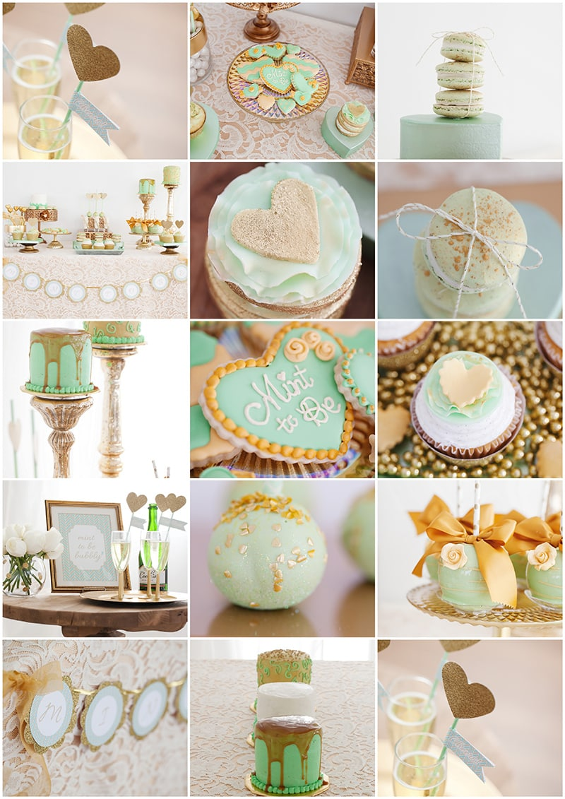 gorgeous-mint-to-be-valentines-day-party