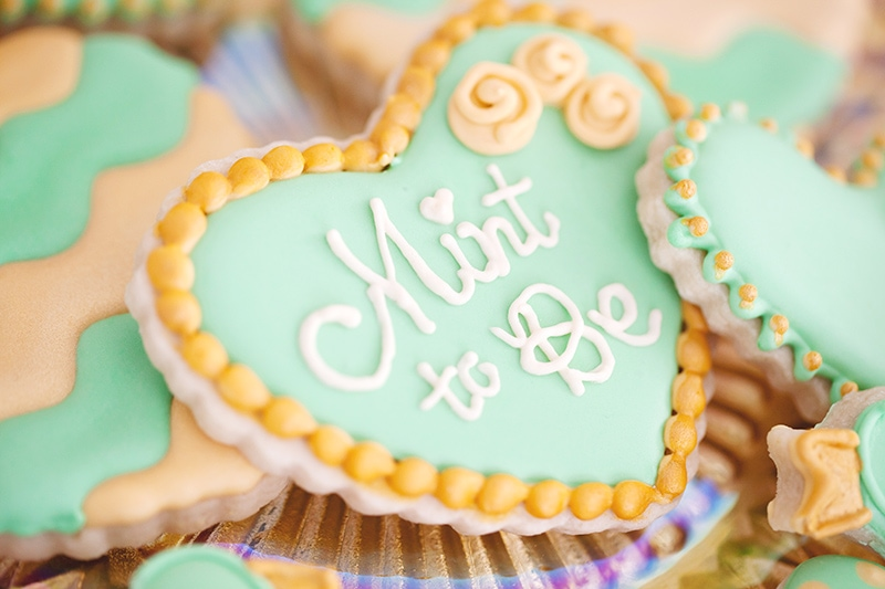 Mint To Be Valentine's Day Party
