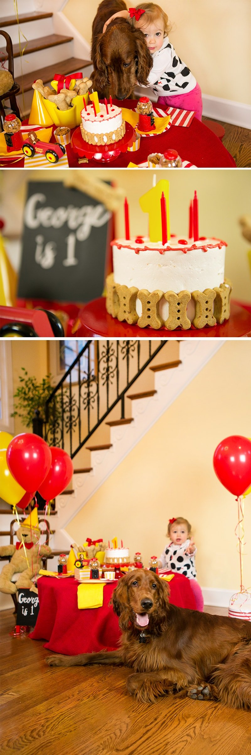 Cute Puppy Birthday Pawty ideas!