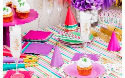 Cute party items from Target